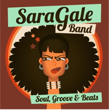Sara Gale Band – Soul, Groove & Beats