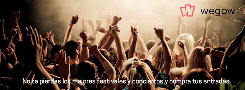 Las entradas para tus conciertos