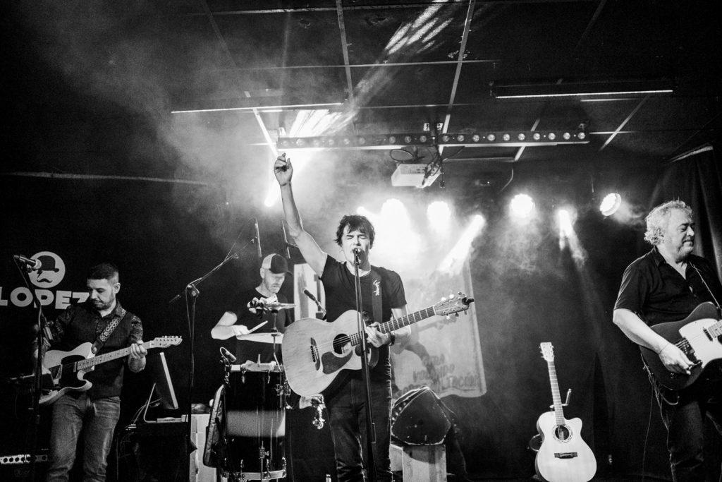 Tam Tam Go! el 13 de septiembre de 2019 en la Sala López. Foto, Ángel Burbano