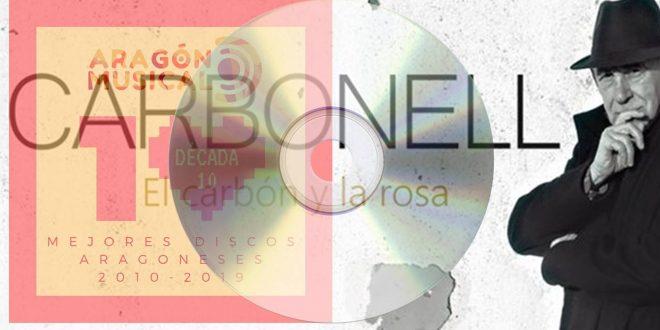'El Carbón y La Rosa' de Joaquín Carbonell