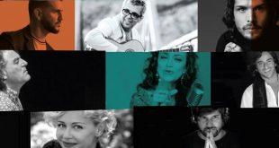 Algunos de los artistas que participan en ¡En Marcha Música X!
