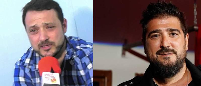 Carlos Sobreviela de Sabios del Clan y Antonio Orozco o Tony Aguilar (no lo sabemos)