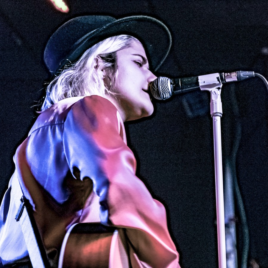 Erin Memento. Sala López, Zaragoza 7/2/20. Por Laura García