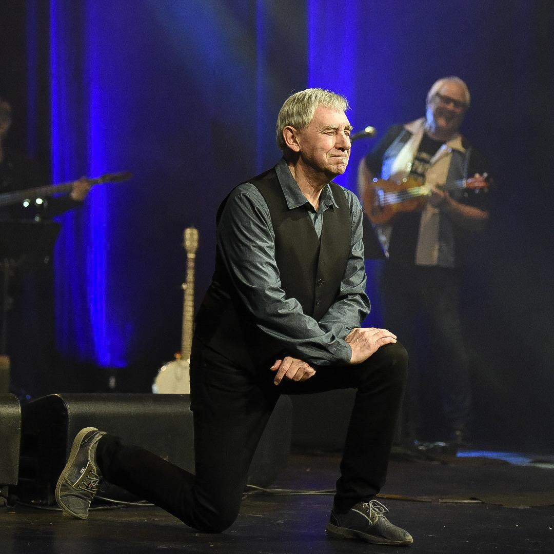 Joaquín Carbonell - Presentación 50 Años. Teatro Principal de Zaragoza. Foto Angel Burbano