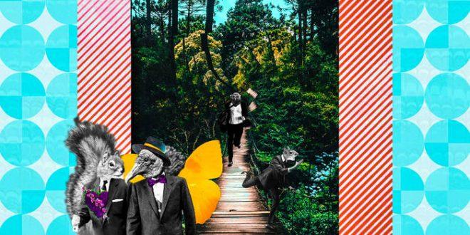GRABACIONES: Tierra Vertical – El bosque se hizo canción (Autoeditado, 2020). Por Stabilito, D.