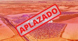 Festival Monegros Desert 2020 aplazado
