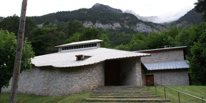 Iglesia de Canfranc Estación