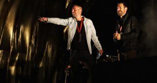 Aragón Musical presentando su 15º Aniversario. Por Ana Moshi.