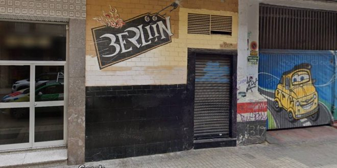 Crowdfunding para mantener abierto el emblemático Bar Berlín Punk HC