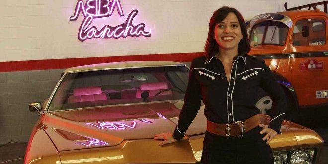 Abbalancha es un programa conducido por Maite Puntes desde Aragón Tv