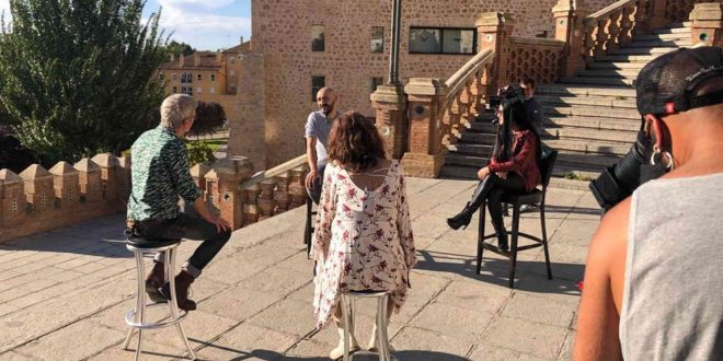 El programa televisivo 'Un País para Escucharlo' graba hoy en Teruel