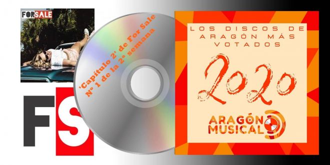 For Sale es el grupo más votado en al segunda semana de los discos aragoneses más destacados de 2020