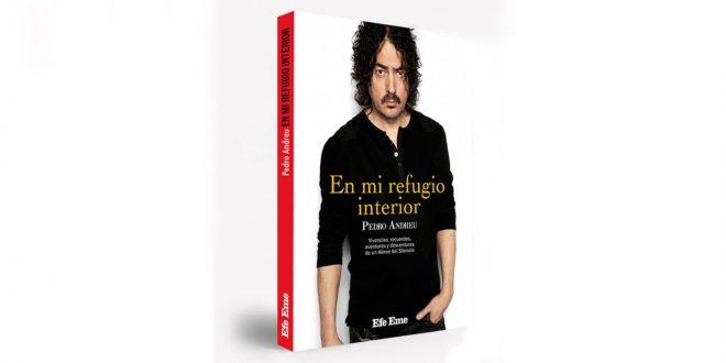 Portada del libro de Pedro Andreu 'Mi refugio interior'