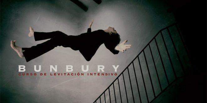 «Curso de levitación intensivo», será el nuevo disco de Bunbury