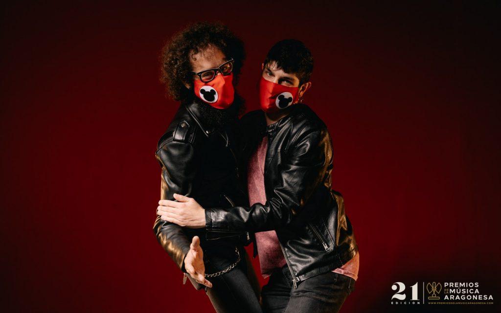 Domador 21º Premios de la Música Aragonesa. Foto, Jal Lux
