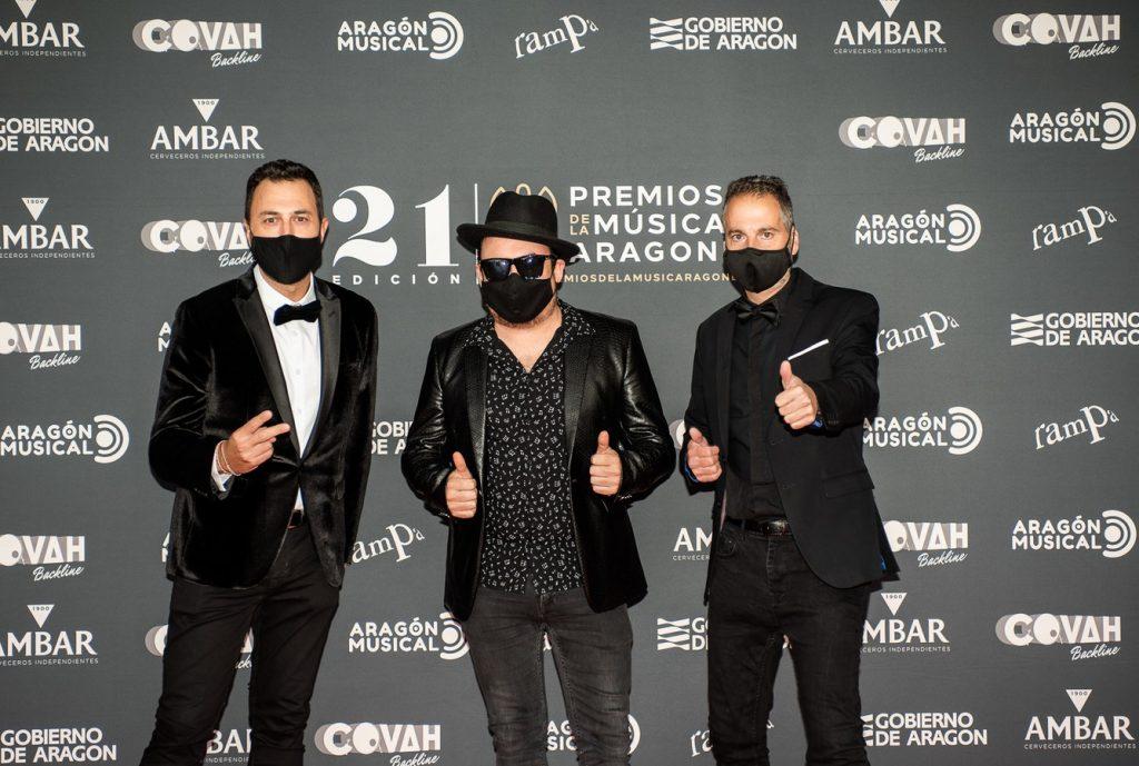 Cuti con Aragón Musical / 21 Premios de la Música Aragonesa. Foto, Ángel Burbano