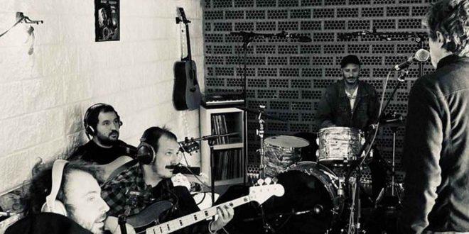 Tachenko se encuentran en Mozota grabando su octavo disco