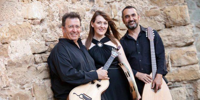 María José Hernández, Luis Delgado y Joaquín Pardinilla