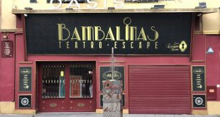 Oasis Club Teatro es Bambalinas Teatro Scape