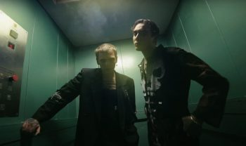 Johnny Garso y Luca Ching