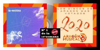 El 'Infinito Tripular' es el disco más destacado de la 14ª semana de votaciones a los discos aragoneses de 2020