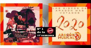 R de Rumba & Porcel encabezan la 25ª semana de votaciones de los discos aragoneses de 2020 con su 'Funk Experiencie'