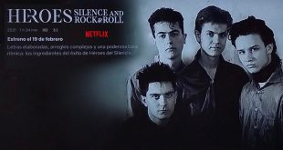 Promo del documental de Héroes del Silencio 'Heroes: Silence And Rock & Roll'