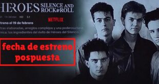 Documental de Héroes del Silencio