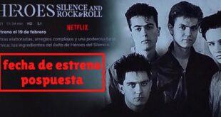 Documental de Héroes del Silencio