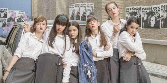 Imagen del film 'Las Niñas' de la aragonesa Pilar Palomero, película que ha triunfado en los Premios Forqué