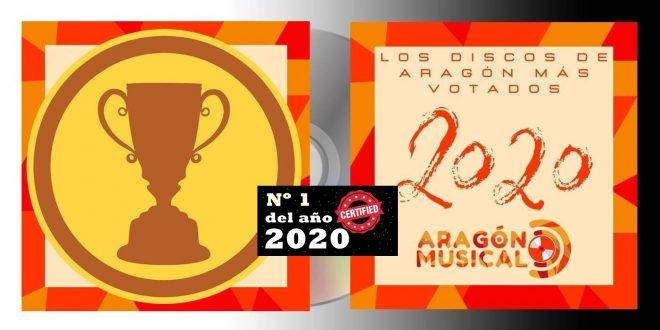 Discos aragoneses de 2020