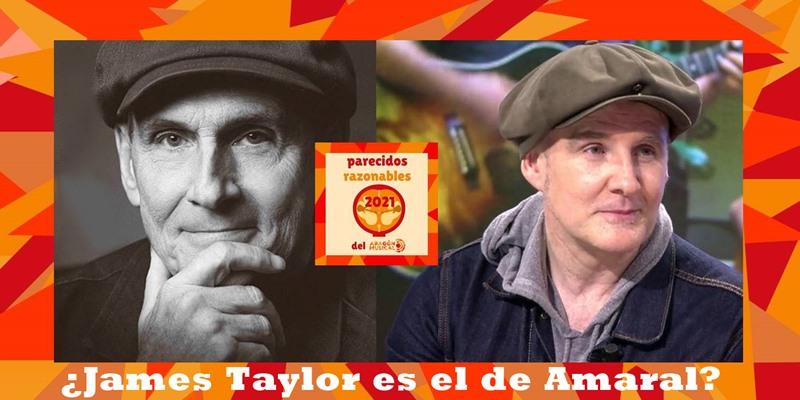 ¿Es el cantautor James Taylor en realidad Juan Aguirre de Amaral?