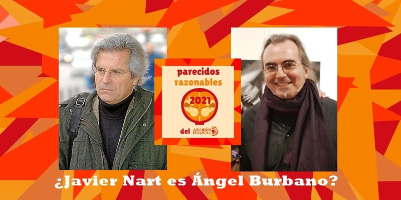¿Javier Nart es el fotógrafo aragonés Ángel Burbano?