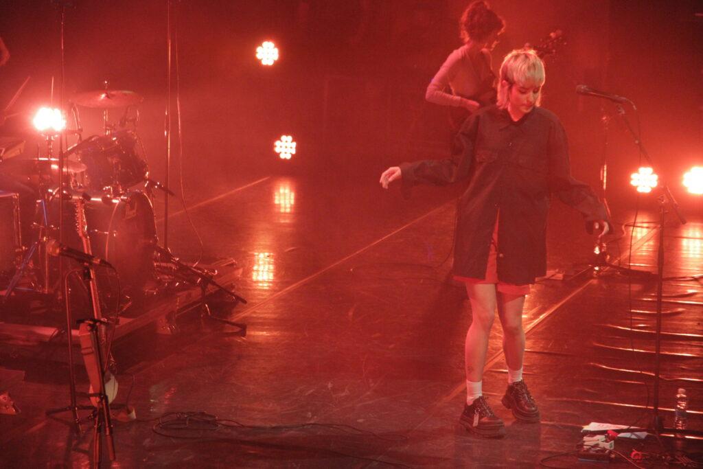 Natalia Lacunza. Auditorio de Zaragoza 12/12/21. Foto, Carlos Gurpegui