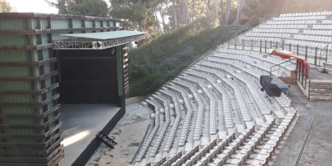 Anfiteatro Pui Pinos de Alcañiz