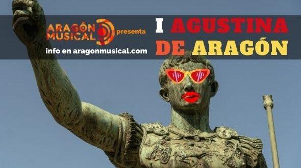 Aragón Musical presenta el I Festival de Mujeres Agustina de Aragón