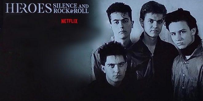 Promo del documental de Héroes del Silencio 'Heroes: Silence And Rock & Roll'