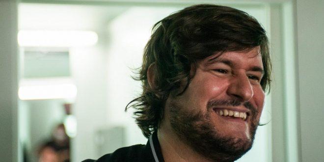 Luis Cebrián / 21 Premios de la Música Aragonesa. Foto, Ángel Burbano