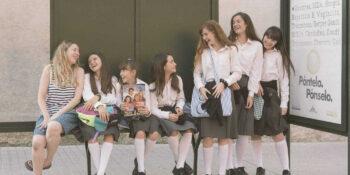 Imagen promocional de 'Las Niñas' que ha triunfado en los Premios Goya