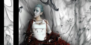 Fotograma del videoclip 'Invisible' de Viki and The Wild