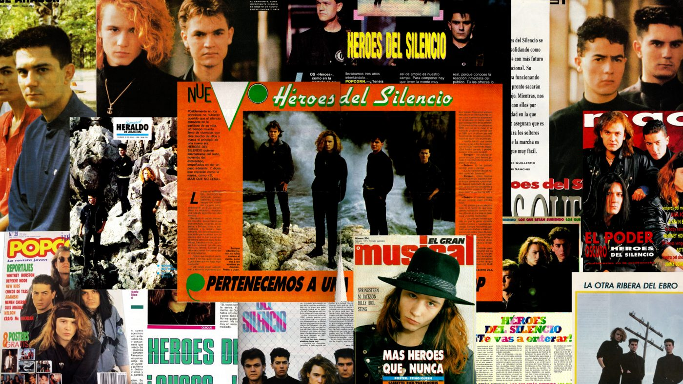 Heroes: Silence And Rock & Roll. HÉROES DOCUMENTAL AIE