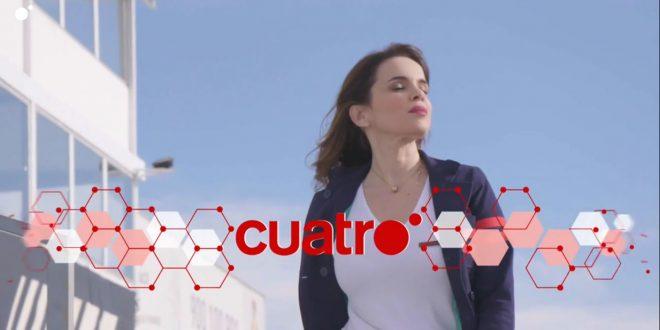 Fotograma de la promo de la nueva programación de Cuatro con la música de NdNO como protagonista