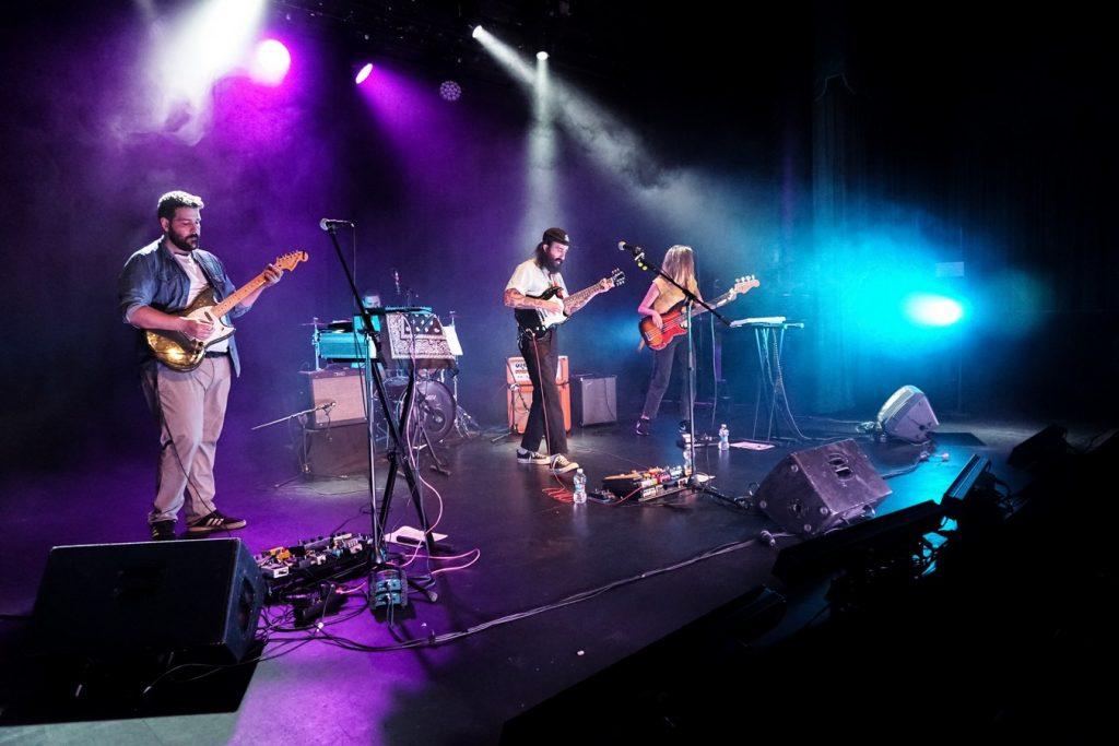 Calavera. Teatro del Mercado, Zaragoza 21/5/21. Foto, Laura García