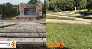 El Anfiteatro del Rincón de Goya en 2006 y en 2021. Por Aragón Musical.