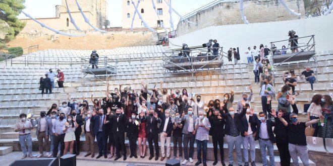 El gran premio: celebrar los 22º Premios de la Música Aragonesa en Alcañiz