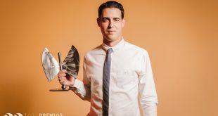 Celino Gracia. 22º Premios de la Música Aragonesa. Foto, Jal Lux