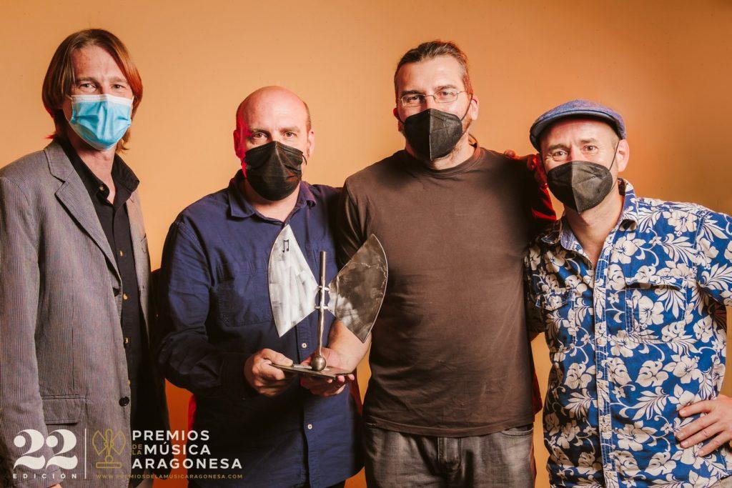 Plataforma Intersectorial de la Música. 22º Premios de la Música Aragonesa. Foto, Jal Lux