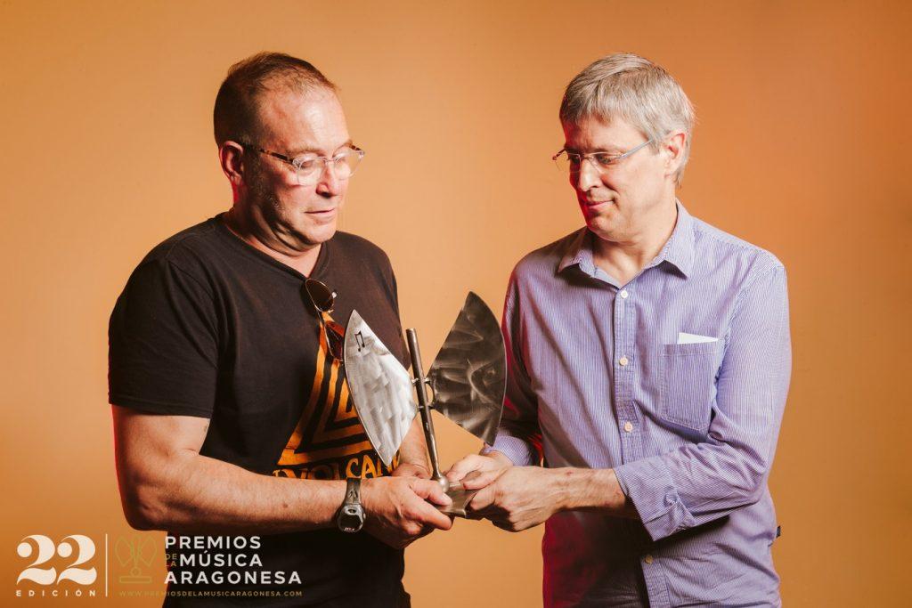 Aragón en Vivo. 22º Premios de la Música Aragonesa. Foto, Jal Lux