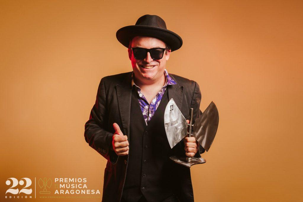 Cuti. 22º Premios de la Música Aragonesa. Foto, Jal Lux