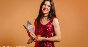 Isabel Marco. 22º Premios de la Música Aragonesa. Foto, Jal Lux
